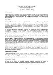glándula tiroides bocio - Hospital General de México