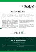 PEAK 1/2014 - Omnilab - Seite 2