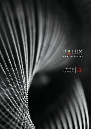 Pobierz katalog w pliku PDF - Italux