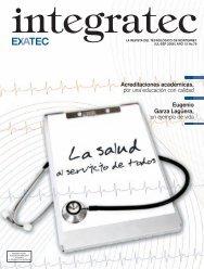 Edición 79 Julio - Septiembre 2008. - Exatec - Tecnológico de ...