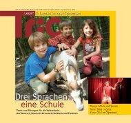 Trio 8 auf Deutsch - Schule mehrsprachig