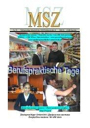 MSZ - Schule mehrsprachig