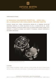 Download PDF - Antoine Martin