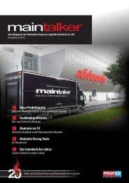 Der neue Maintalker - Maintaler Express Logistik GmbH & Co. KG