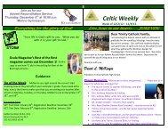 Celtic Weekly 120212-120812.pdf - Trinity Catholic High School