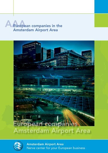 Overview of European companies - I amsterdam