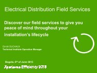 Energy & Power Field Services - Schneider Electric