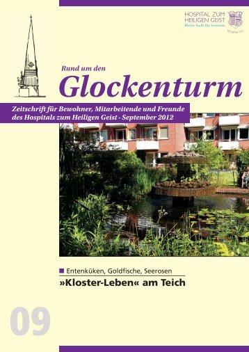 Kloster-Leben« am Teich - Hospital zum Heiligen Geist