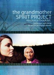 Grandmother Spirit Booklet - Native Women's Association of Canada