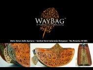 Mahasiswa - Presentasi_WayBag.pdf - Indonesia Kreatif