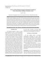 (IJWRAE_1(1)01-04.pdf) - Prince Sultan Bin Abdulaziz International ...
