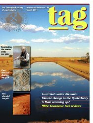Climate change - Geological Society of Australia