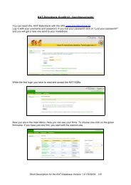 KAT-Datenbank Qualitrail - Goodmovements - Was steht auf dem Ei?
