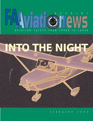 Into the Night - AeroDynamic Aviation