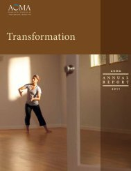 Transformation - AOMA Graduate School of Integrative Medicine