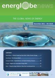 November 2011 – 4th ISSUE - enerea