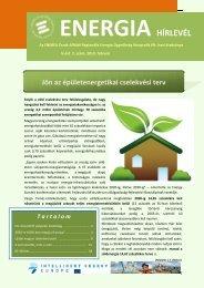 Energia Hírlevél 2013 - enerea