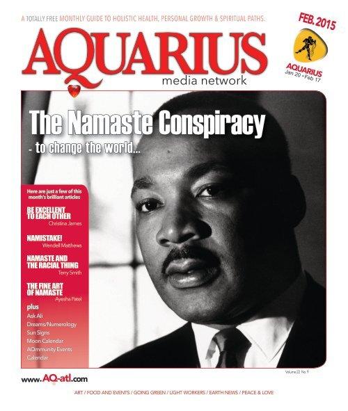 The Namaste Conspiracy