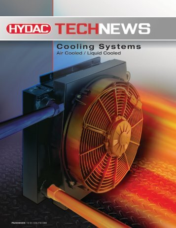 Cooling Systems - HYDAC USA