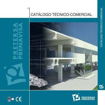 Catálogo Técnico - construmecum