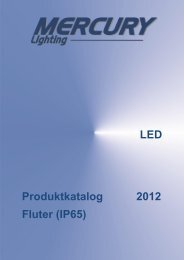LED Produktkatalog 2012 Fluter (IP65) - Photolight