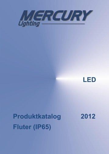 LED Produktkatalog 2012 Fluter (IP65) - Photolight