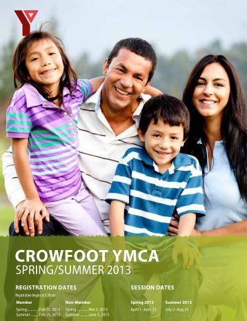 Crowfoot YMCA - YMCA Calgary