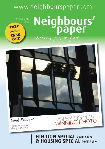 Read Issue 53 - Neighbours Paper