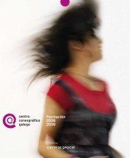 PDF do curso - Centro Dramático Galego