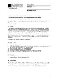 Prüfungsordnung - Steuern Luzern - Kanton Luzern