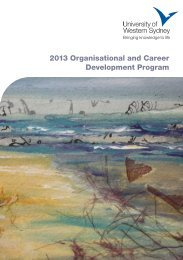 Organisational Development Services and Program Guide (PDF ...