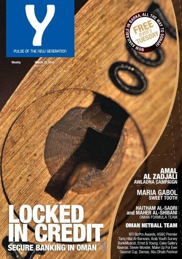 Y - Issue 162 - March 22, 2011 - Y-oman.com