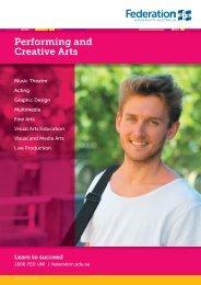 FedU_CreativeArts_CareerBook_web