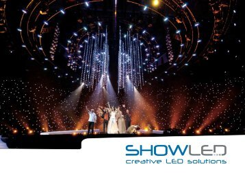 creative LED solutions - ShowLED