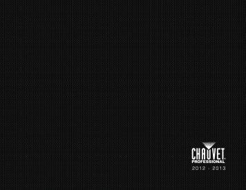Chauvet Professional Catalogue 2012-2013 - EES