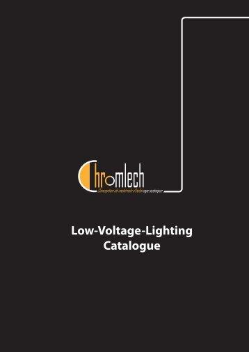 Chromlech Low Voltage Catalogue 2012 - EES
