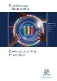 Effektiv sårbehandling med ConvaTec