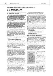 Die MUED e.V. - unesco-projekt-schulen Deutschland