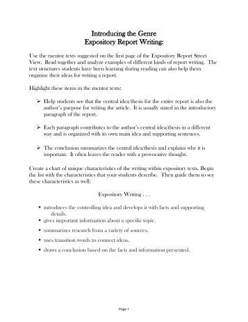 expository writing examples for high school Expository essay examples for middle school thomas essay descriptive place essays oedipus the king argumentative samples of dissertation cause and effect owen editing services vancouver help with us history and government job sample interview question to determine if the differences in perspective university.