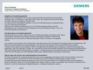 Folie 1 - Siemens