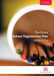 Essex School Organisation Plan 2009 – 2014 - Chelmsford Borough ...
