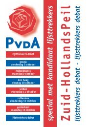 zhpeil lijsttrekkers07.pdf - PvdA Rotterdam