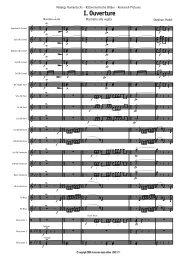 Ouverture-Mastralia alla veglia.mus - Lucerne Music Edition