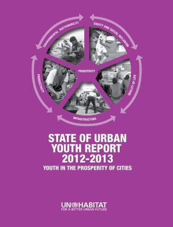 State of the Urban Youth report - UN-Habitat