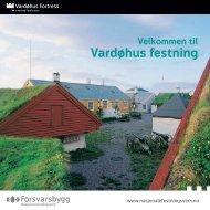 Vardøhus festning - Forsvarsbygg