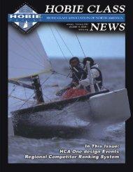 Hobie Class News - January / February 2005 - International Hobie ...