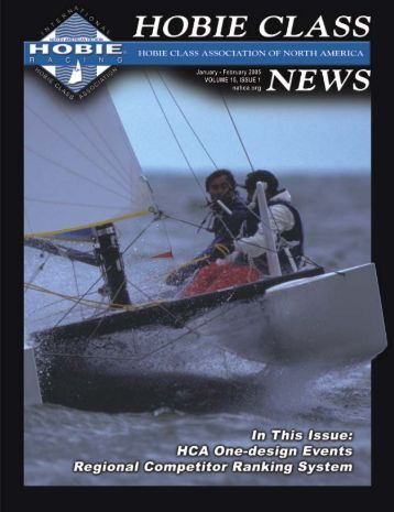 Hobie Class News - January / February 2005 - International Hobie ...