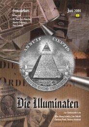 Seminararbeit Illuminaten, Illuminati