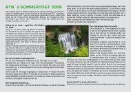 BTN´s SOMMERTOGT 2008 - Campisternes Rejseportal