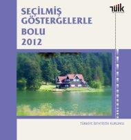 BOLU - Türkiye İstatistik Kurumu